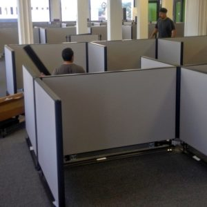 installations - bay area office furniture - new & used furniture